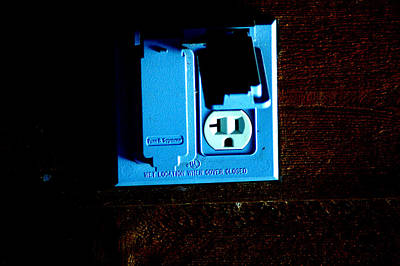 Photograph - It's Electric by David Weeks