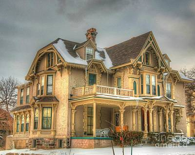 Abandoned Houses Photograph - Its History-3 by Robert Pearson