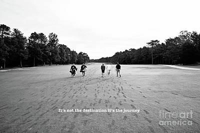 Photograph - It's Not The Destination It's The Journey by Scott Pellegrin
