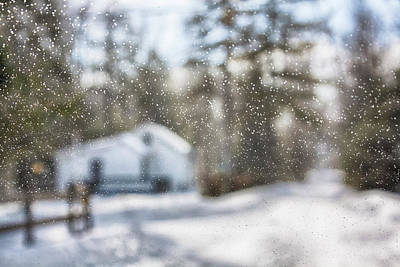 Photograph - It's Snowing... by Tatiana Travelways