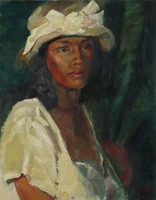 Painting - It's Sunday, Again by Irena Jablonski