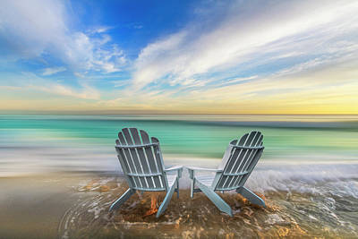 Photograph - It's Time To Relax by Debra and Dave Vanderlaan