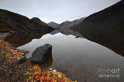 Lake Photograph - It's Too Early by Nichola Denny