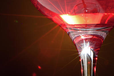 Photograph - It's Wine O'clock by Yvette Van Teeffelen