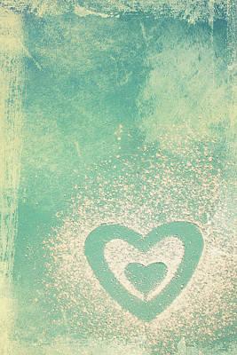 Stellar Interstellar - Iuliia Malivanchuk vintage sweet Heart by Iuliia Malivanchuk