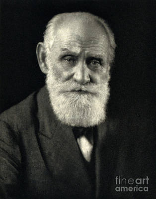Ivan Pavlov, Russian Physiologist Art Print by Wellcome Images