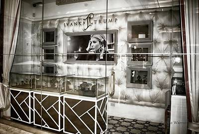 Photograph - Ivanka Trump Store by Dyle Warren