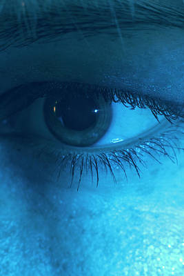 Photograph - I've Got My Eye On You by Angela King-Jones