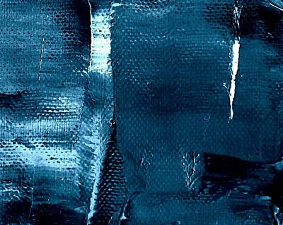 Painting - I've Got The Blues by VIVA Anderson