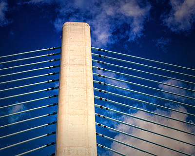 Photograph - Ivory Tower At Indian River Inlet by Bill Swartwout Fine Art Photography