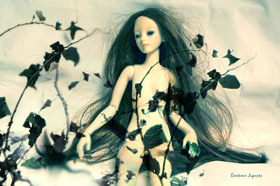 Cyanide Painting - Ivy by Barbara Agreste