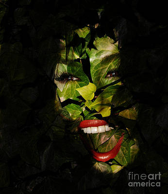 Digital Art - Ivy Glamour by Clayton Bruster
