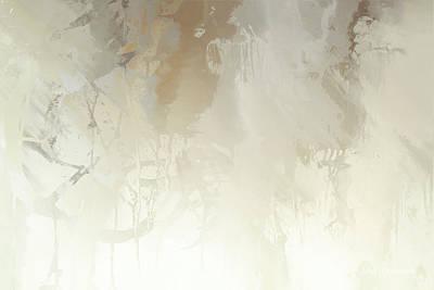 Painting - Ix - White Magic by John WR Emmett