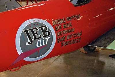 Photograph - J E B Air by John Schneider