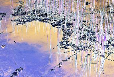 Photograph - Above And Below by John Hintz