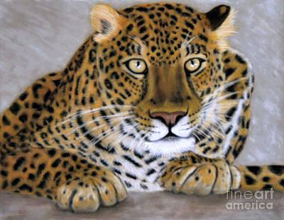 Jabal  Art Print