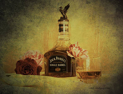Photograph - Jack And Roses by Sandra Selle Rodriguez