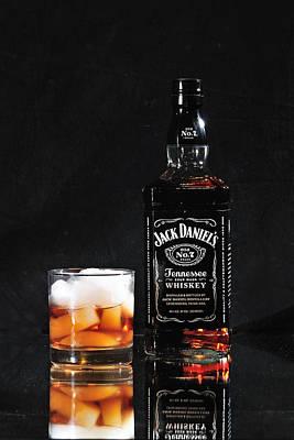 Photograph - Jack Daniels Old No 7 by John Kiss