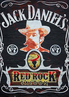 Photograph - Jack Daniel's by Susan  McMenamin