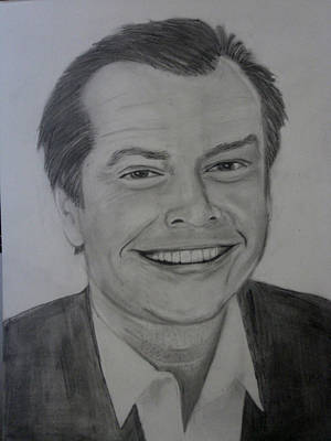Drawing - Jack by Kimber  Butler