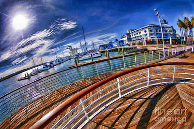 Photograph - Jack London Square by Blake Richards