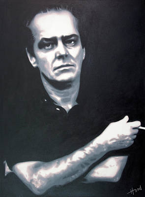 Painting - Jack by Hood alias Ludzska