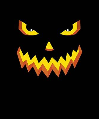 Jack O Lantern Original by Monster Bombs