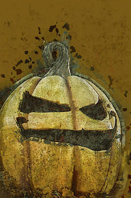 Photograph - Jack O Lantern by Pamela Williams