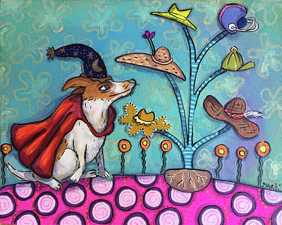Painting - Jack Of All Trades by Marti McGinnis