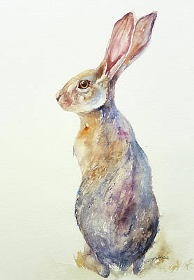 Painting - Jack Rabbit by Arti Chauhan