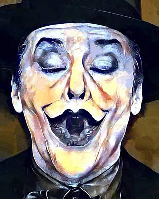 Jack Nicholson Digital Art - Jack The Joker by Scott Wallace