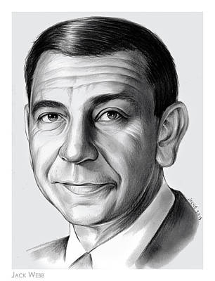 Railroad - Jack Webb by Greg Joens