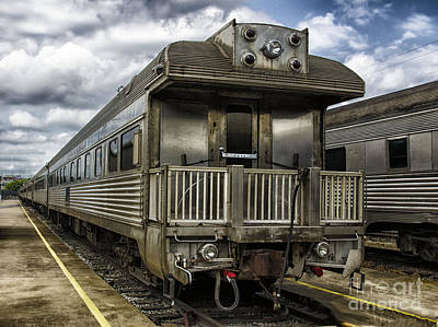 Photograph - Jackie Gleasons Private Rail Car by JRP Photography