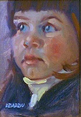 Painting - Jackii by Len Stomski