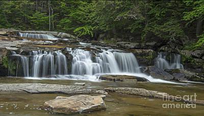Photograph - Jackson Falls by Alana Ranney