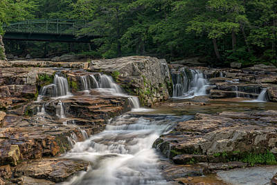 Photograph - Jackson Falls by Cindy Lark Hartman