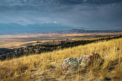 Photograph - Jackson Hole, Wyoming by Michael Balen