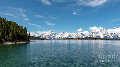 Photograph - Jackson Lake 2 by Pam  Holdsworth