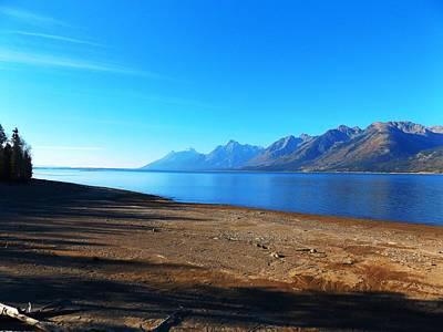 Photograph - Jackson Lake by Adam Cornelison
