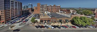 Photograph - Jackson Street - Omaha - Nebraska by Nikolyn McDonald