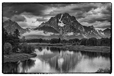 Photograph - Jackson Wyoming by Hugh Smith
