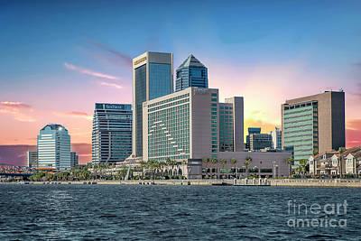 Photograph - Jacksonville by Richard Burr