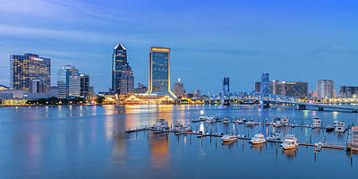 Photograph - Jacksonville by Ryan Heffron