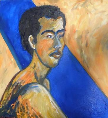Painting - Jacob Patriarch Of The Israelites by Esther Newman-Cohen