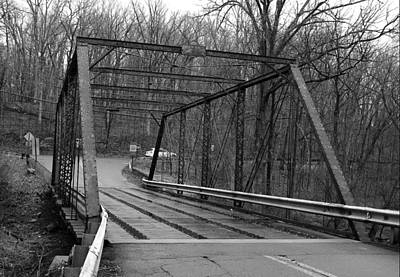 Photograph - Jacobs Creek Bridge by Steven Richman