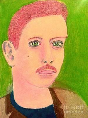Drawing - Jacques by Manuel Matas