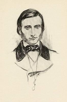 Jacques Offenbach, 1819-1880 Art Print
