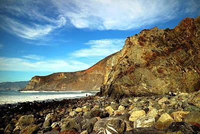 Photograph - Jade Beach View North by Joyce Dickens