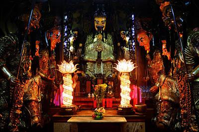 Photograph - Jade Emperor by Fabrizio Troiani