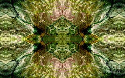 Painting - Jade Jubilee by Tlynn Brentnall